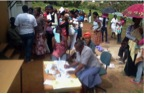 Village clinic Consultation Desk May 2013