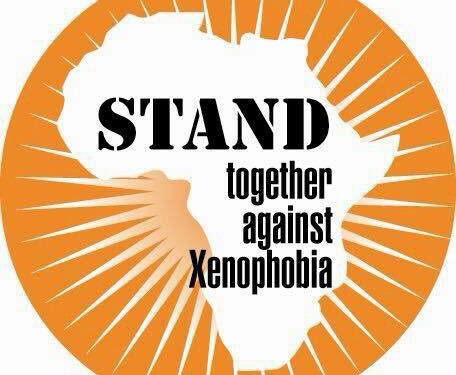 Stand together against xenophobia