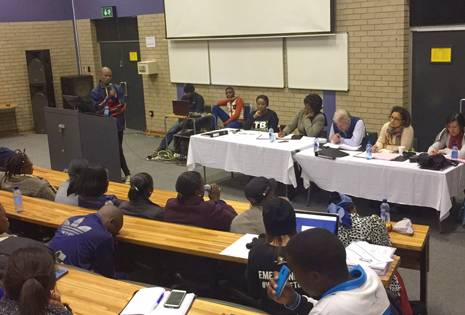 'Not the Public Protector' – testimony to the TAC's people's inquiry into the Free State health system.