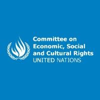 UN CESCR logo