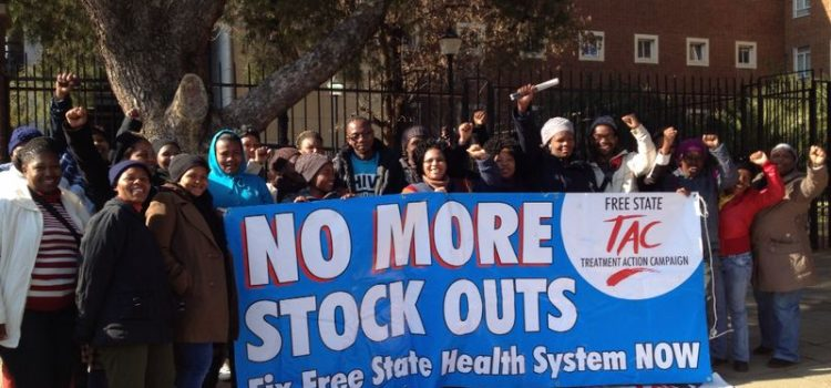 Civil society call on the authorities to free Community healthcare workers and TAC activists