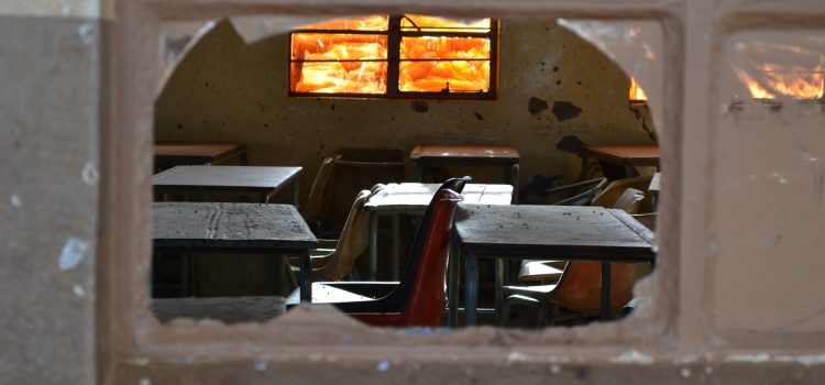 Statement: Northern Cape School closed without plan for learners