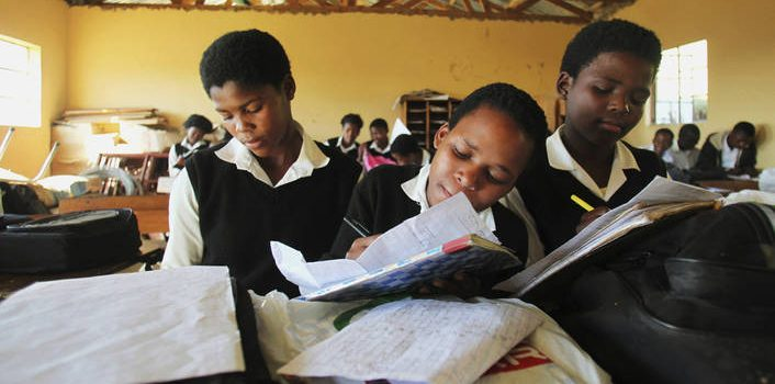 Textbook provision for SA learners