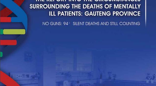 Ombud's report on Life Esidimeni released