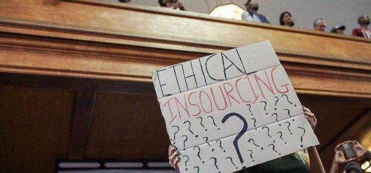 GroundUp: Insourcing at universities: uneven progress