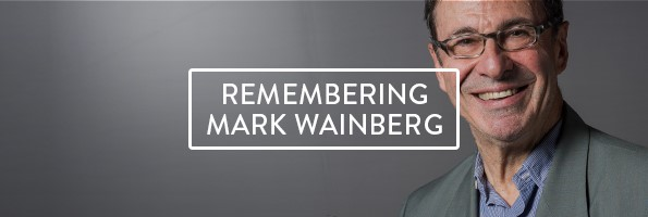 TAC and SECTION27 mourn passing of Professor Mark Wainberg