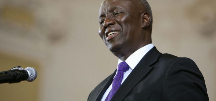 Comment on Justice Dikgang Moseneke's appointment for Life Esidimeni Alternative Dispute Resolution process