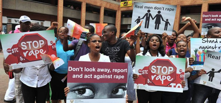 Education and policies are vital in fight against rape culture