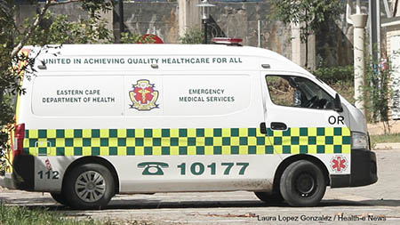 Silence over ambulance 'strike' in Eastern Cape