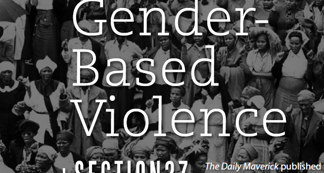 #FAILEDBYSYSTEMS Gender-Based Violence Publication