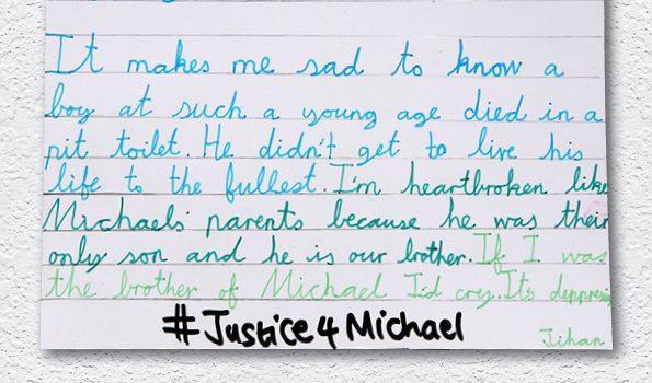#Justice4Michael