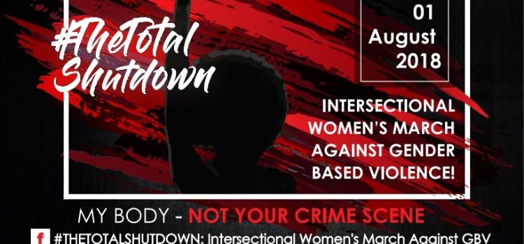 SECTION27 stands in solidarity with #TotalShutdown
