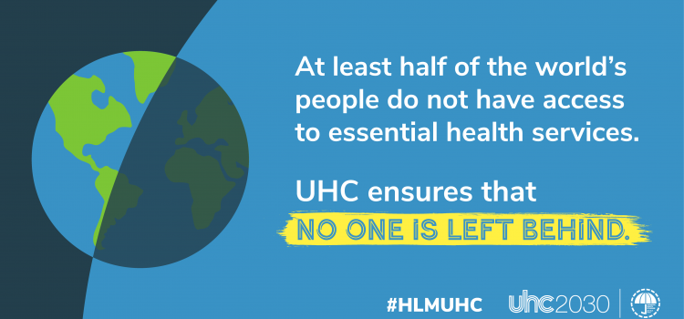 What the Political Declaration on UHC says and what this means for South Africa