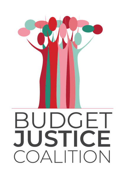 Logo of the Budget Justice Coalition