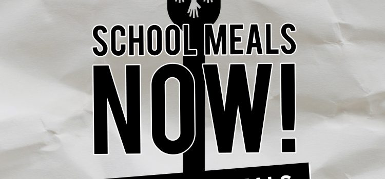 School Meals Now! #9millionmeals