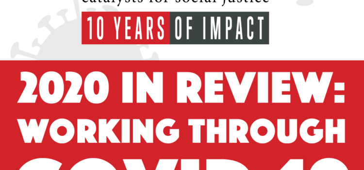 2020 in review: working through COVID-19