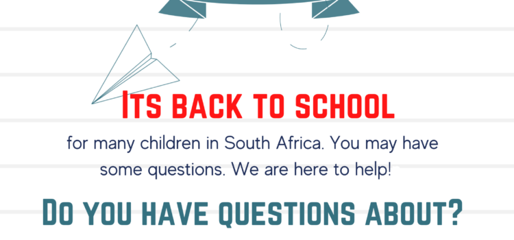Do you have questions about access to education?