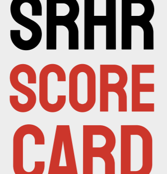 SADC Sexual Reproductive Health Rights Score Card